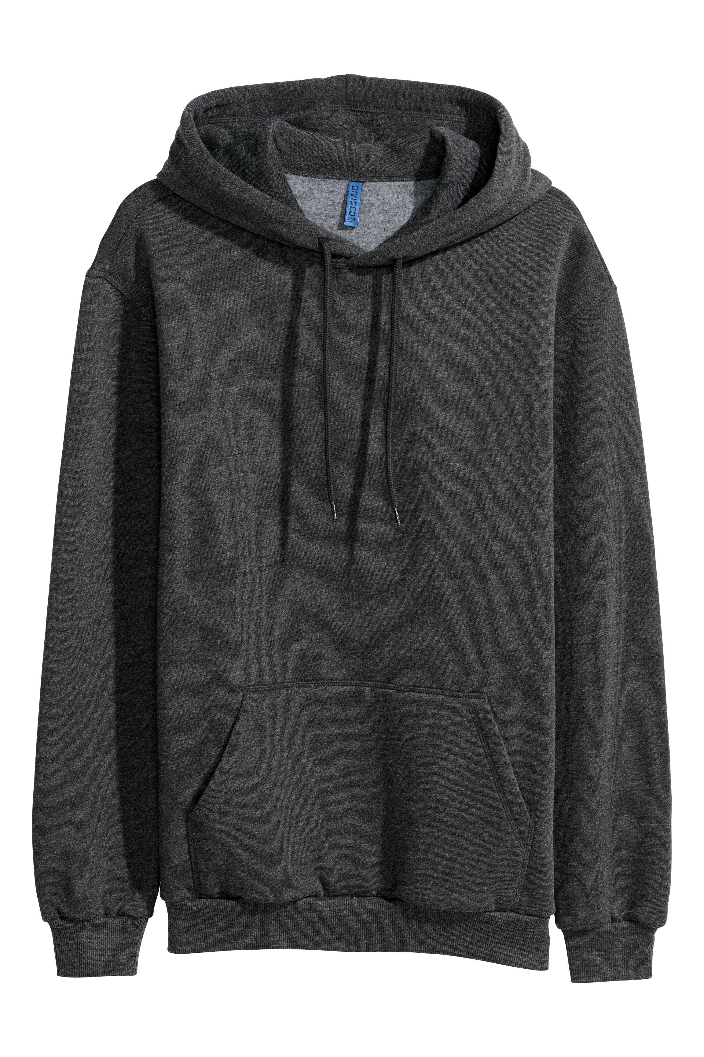bf854c67d Hooded Sweatshirt - Neon green - Men