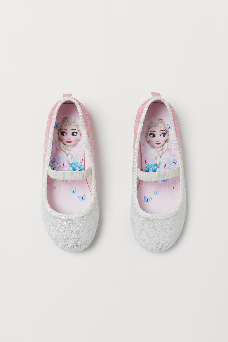 Ballerine - Bianco/Frozen -  | H&M IT
