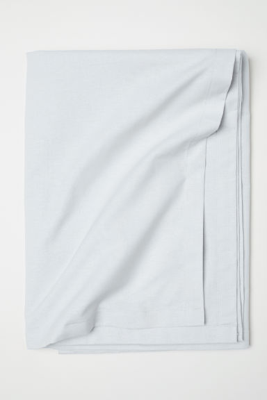 Cotton tablecloth - Light grey - Home All | H&M CN