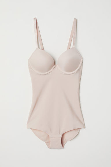 Light shaping push up-body - Beige - Ladies | H&M