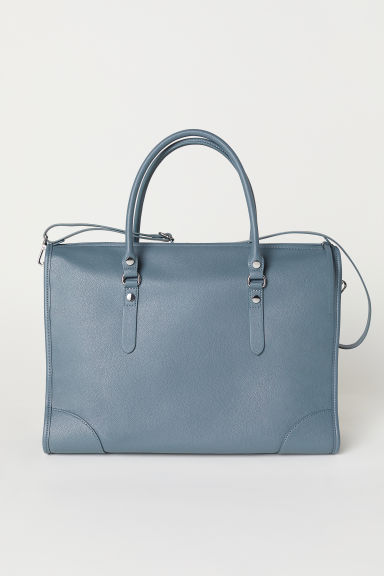 Weekend bag - Grey-blue - Ladies | H&M CN