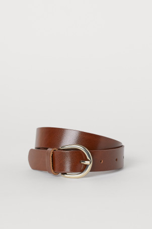 Leather beltModal