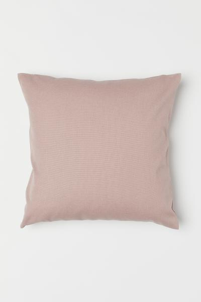 H&M - Canvas cushion cover - 1