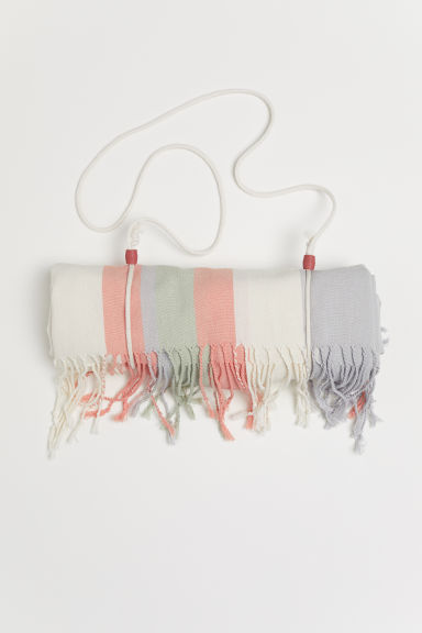 Beach towel - Purple/Striped - Ladies | H&M CN