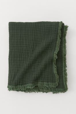 bb0dd722ea72fc Quality blankets at the best price - H&M Home | H&M GB