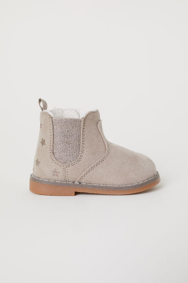 Warm-lined boots - Mole - Kids | H&M CN