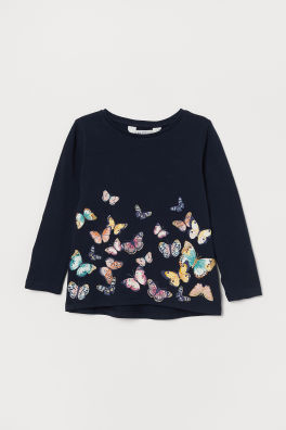 2aa638ca9e Girls Tops & T-shirts - 1½ - 10 years | H&M GB