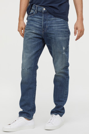 Tapered JeansModal