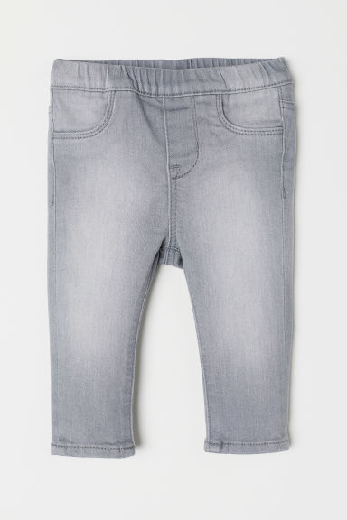 Treggings - Light denim grey - Kids | H&M