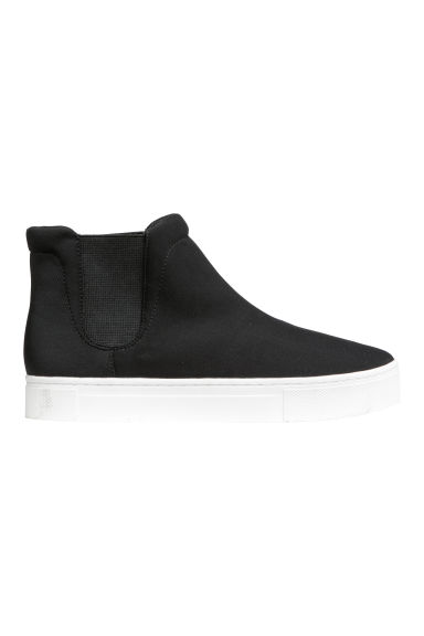 Ankle-high trainers - Black - Ladies | H&M