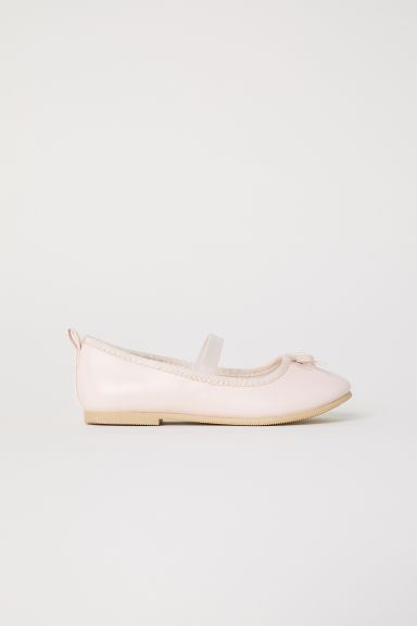 Ballet pumps - Light pink -  | H&M