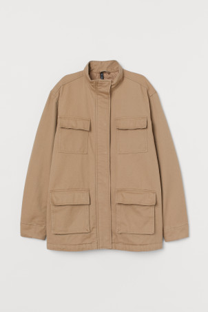 Cotton Twill Jacket