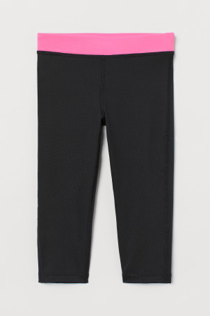 3/4 Length Sports Tights
