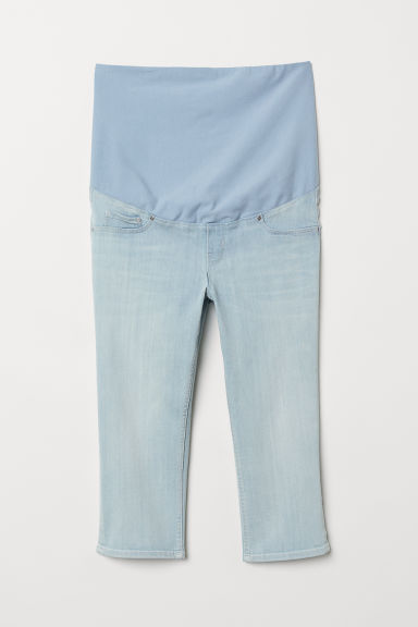 Capri Skinny Fit Jeans - Blu denim chiaro - DONNA | H&M IT