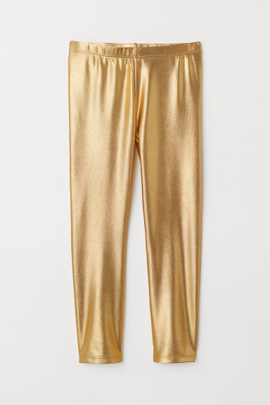 Leggings - Dorato - BAMBINO | H&M IT