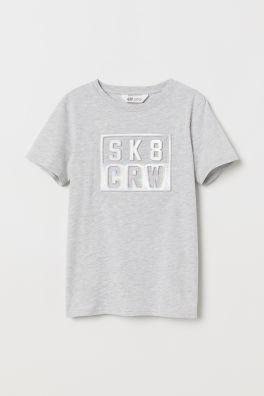 Chlapčenské svetre a tričká – široký výber modelov  368ba734172