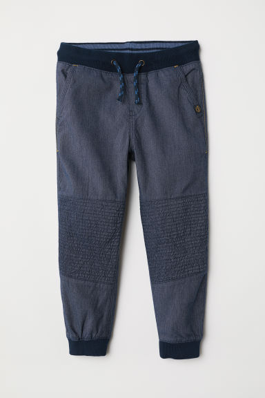 Biker joggers - Dark blue - Kids | H&M