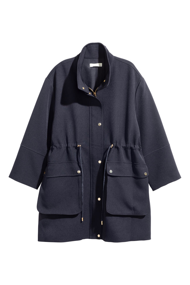 Jacket - Dark blue - Ladies | H&M