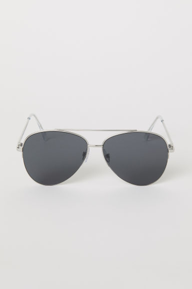 Sunglasses - Silver-coloured - Men | H&M