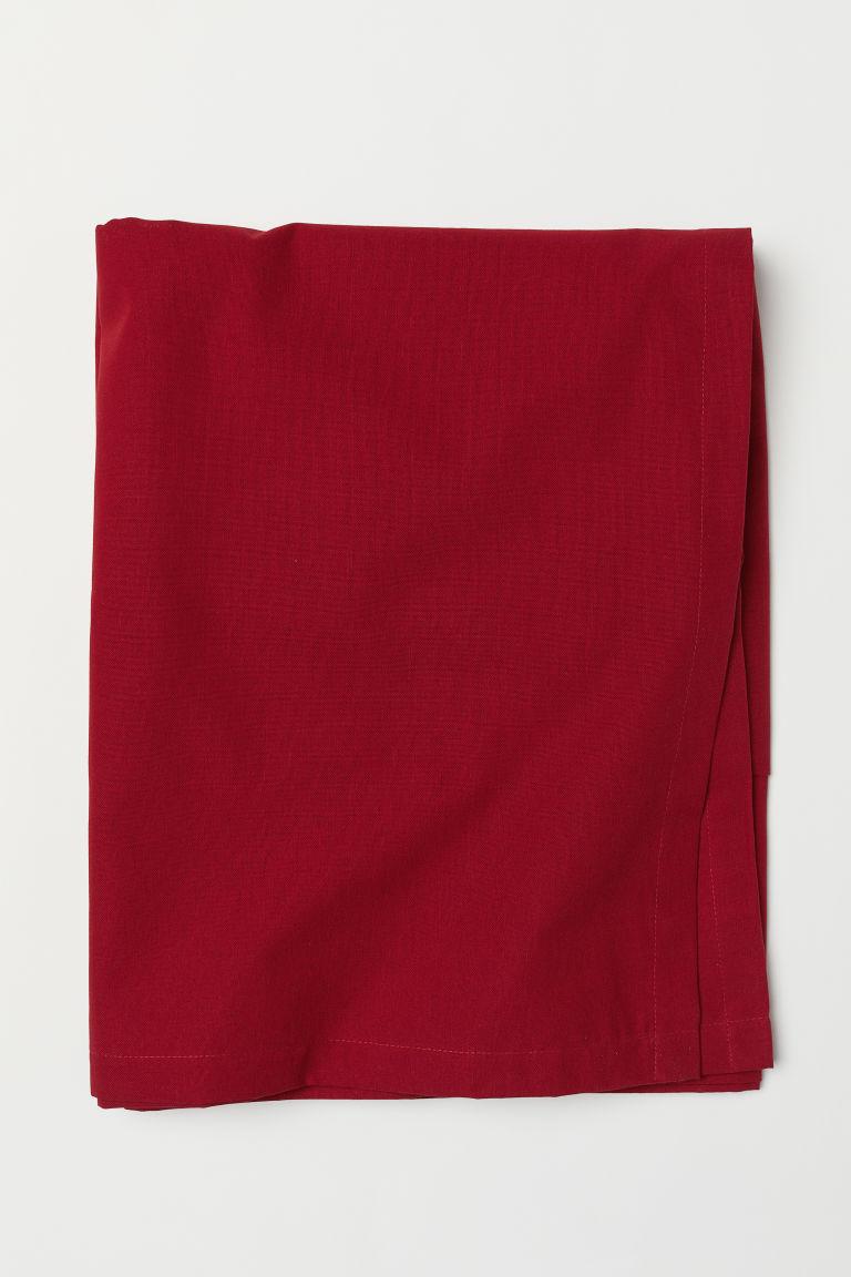 Nappe en coton - Rouge - HOME | H&M CH 1