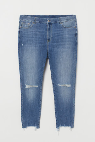 H&M+ Skinny High Ankle JeansModell