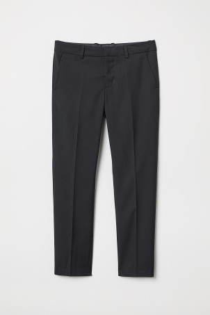 Generous Fit Suit trousers