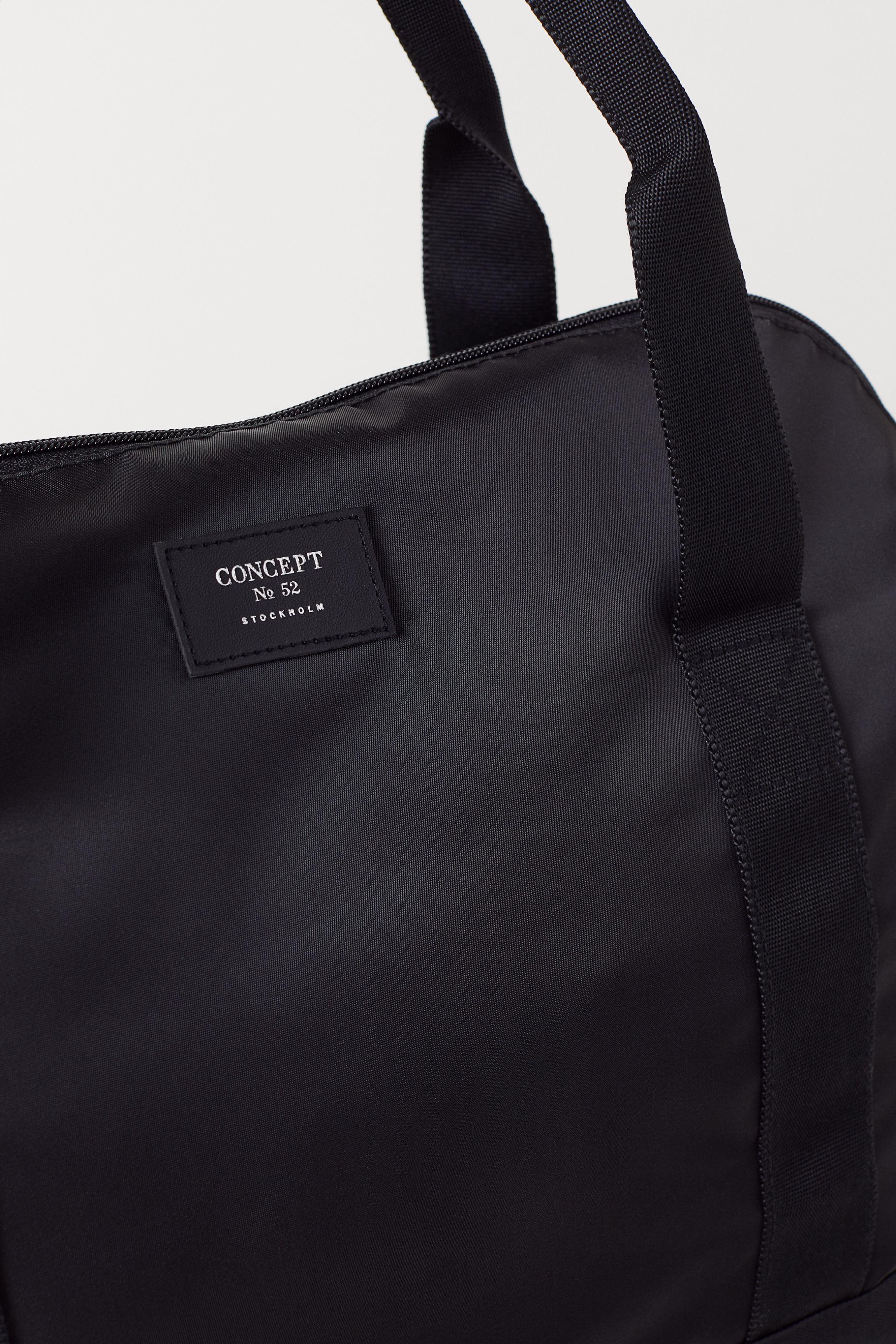 5f1c176d8c Hétvégi táska - Fekete - | H&M HU