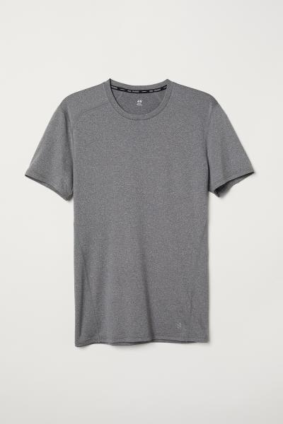 H&M - T-shirt training - 4