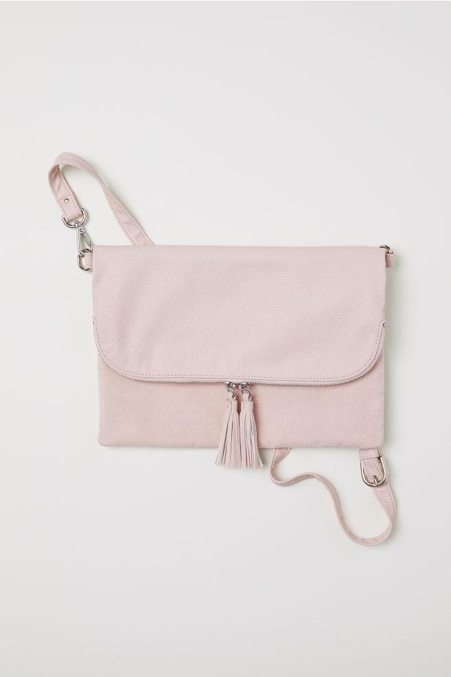 1b00c4a2eca6 Сумочка на ремне - Пудрово-розовый - | H&M ...