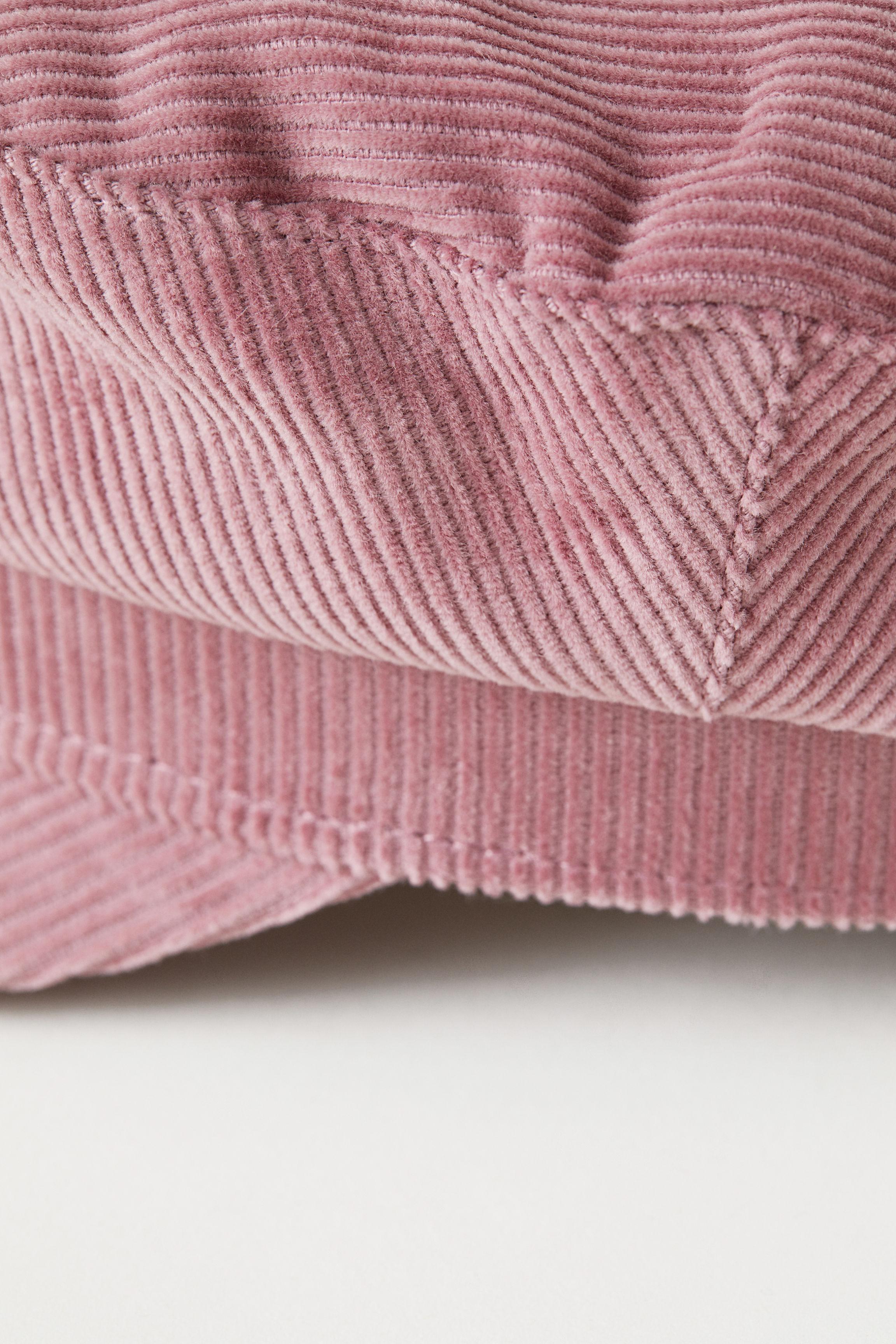 66661b768f38b Captain s Cap - Vintage pink corduroy -
