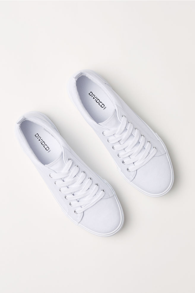3e09bf72380 Sneakers - Wit - | H&M ...