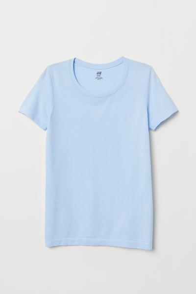 H&M - Camiseta de deporte Seamless - 1