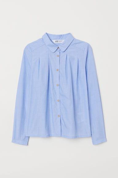 Shirt - Light blue - Kids | H&M