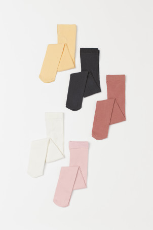 5-pack Tights