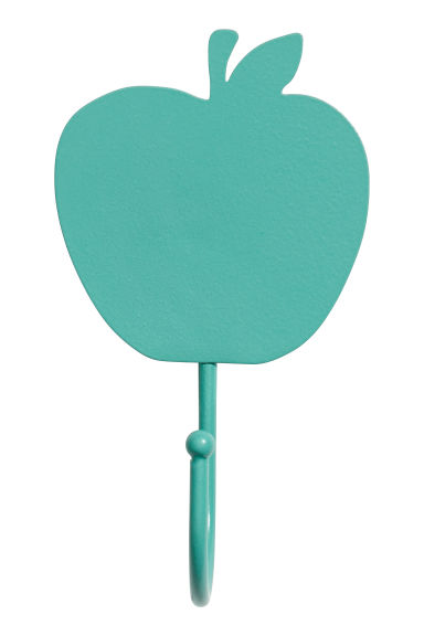 Metal hook - Green - Home All | H&M CN