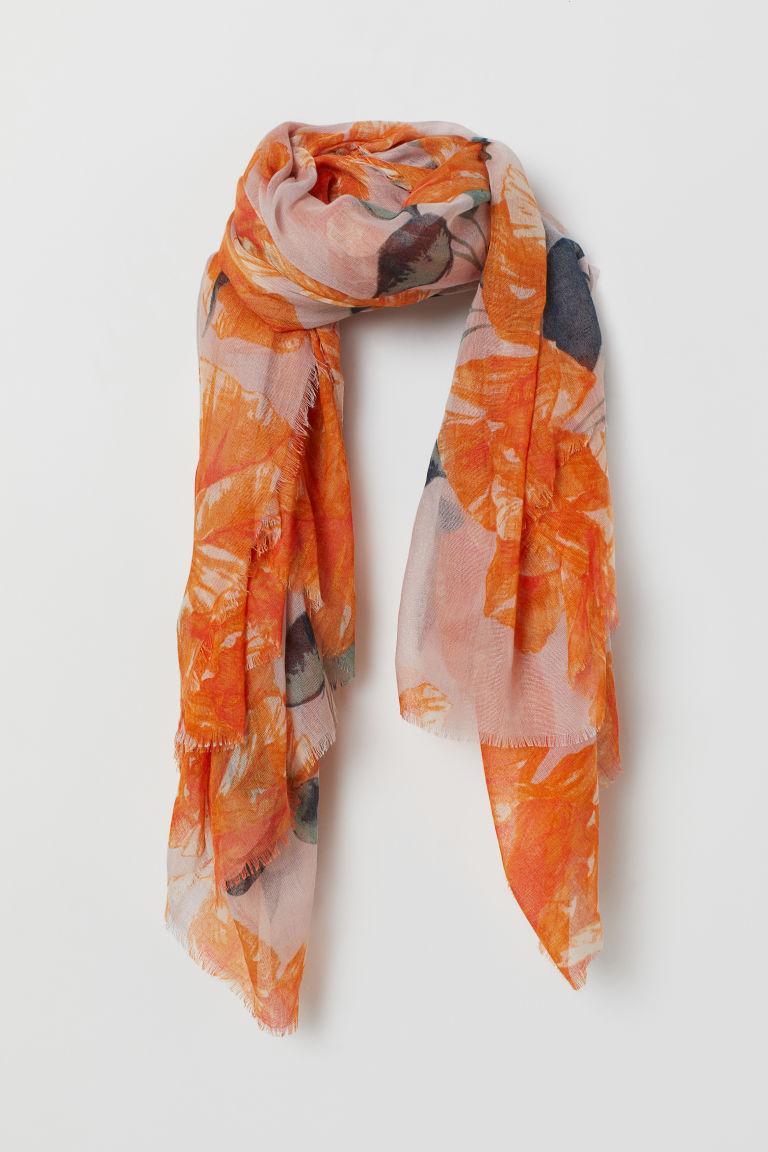 outlet boetiek geweldige aanbiedingen nieuwe afbeeldingen van Luchtige sjaal