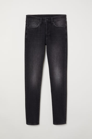 Skinny Coolmax Jeans - Black - Men | H&M