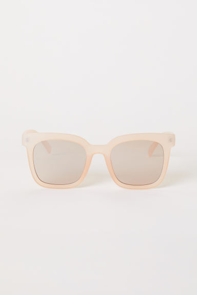 Sunglasses - Powder beige -  | H&M CN