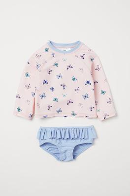 cb8253cbf4 Baby Girl Swimwear - 4-24 months - Shop online | H&M US