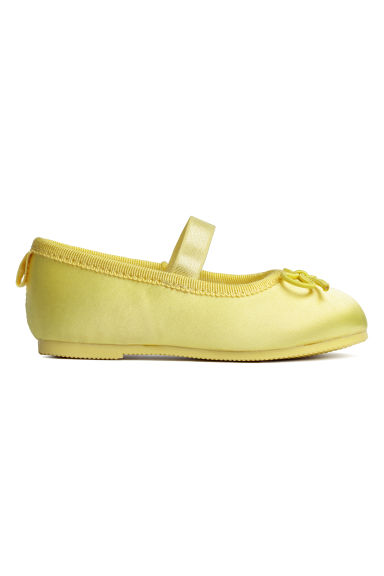Ballet pumps - Yellow - Kids | H&M