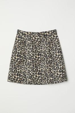 170ee4912dd7 Žakárová sukňa