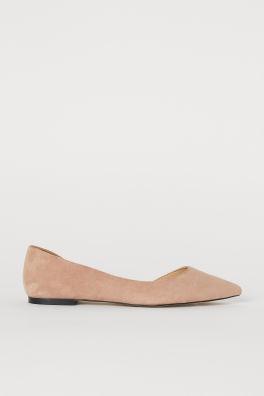 392170ed8 Ballerinas & Flats - Shop shoes for women online   H&M GB