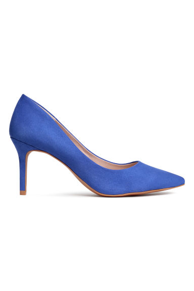 Court shoes - Cornflower blue - Ladies | H&M