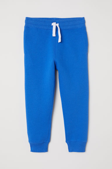 Joggers - Bright blue -  | H&M