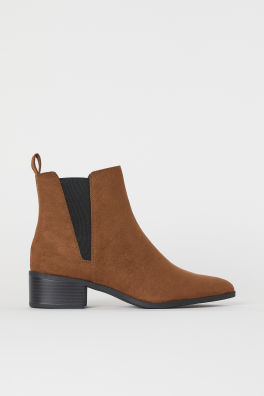30c35c5ccbe Women's Ankle Boots | Flat & Heeled | H&M US