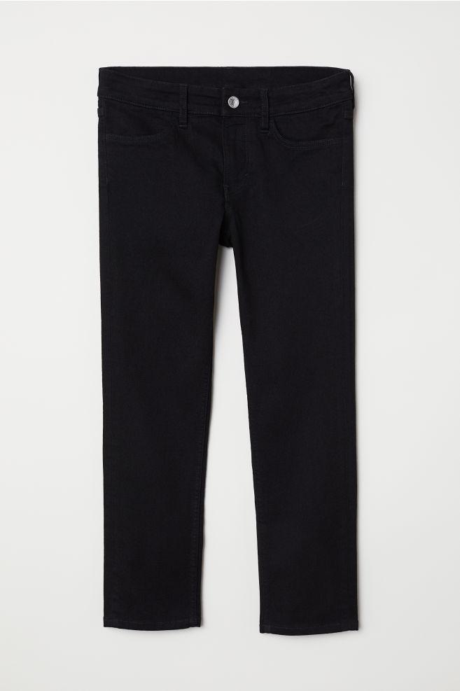 Skinny Fit Generous Size Jeans Schwarz Kids Hm At