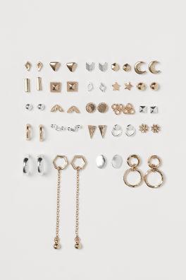 24 Pairs Stud Earrings 85f62d607dc