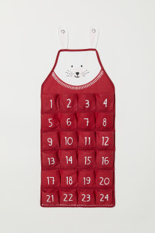 Wall-hung Advent Calendar