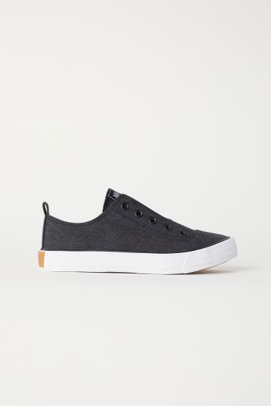 Trainers - Black washed out - Kids | H&M CN