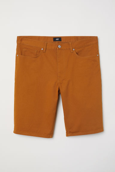 Short van keper - Oker - HEREN | H&M BE